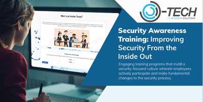 OTech - Phishing - Security Awareness Training