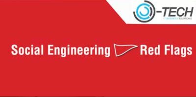 OTech - Social Engineering Red Flags